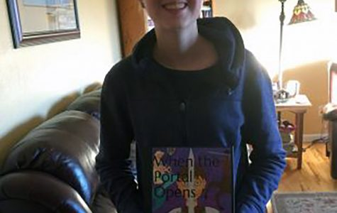 Sophomore publishes debut novel