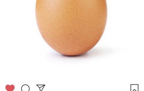 Egg surpasses Kylie Jenner in Instagram likes this week