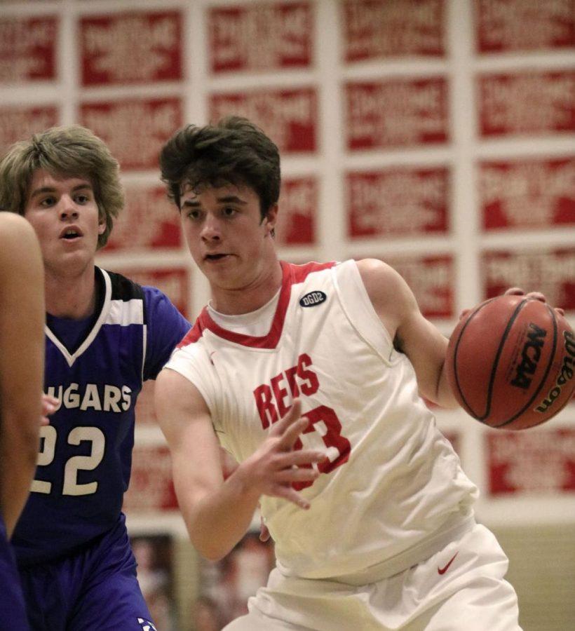 Reds remain optimistic despite loss to Resurrection High School