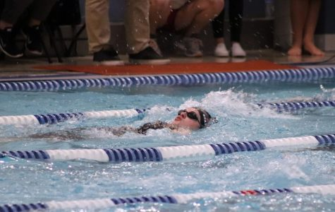 Bruntz takes 7th, McGehee takes 11th in State swim competition