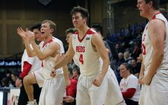 Boys wrap up season at regionals: Reds wrap up season with 7-3 league record