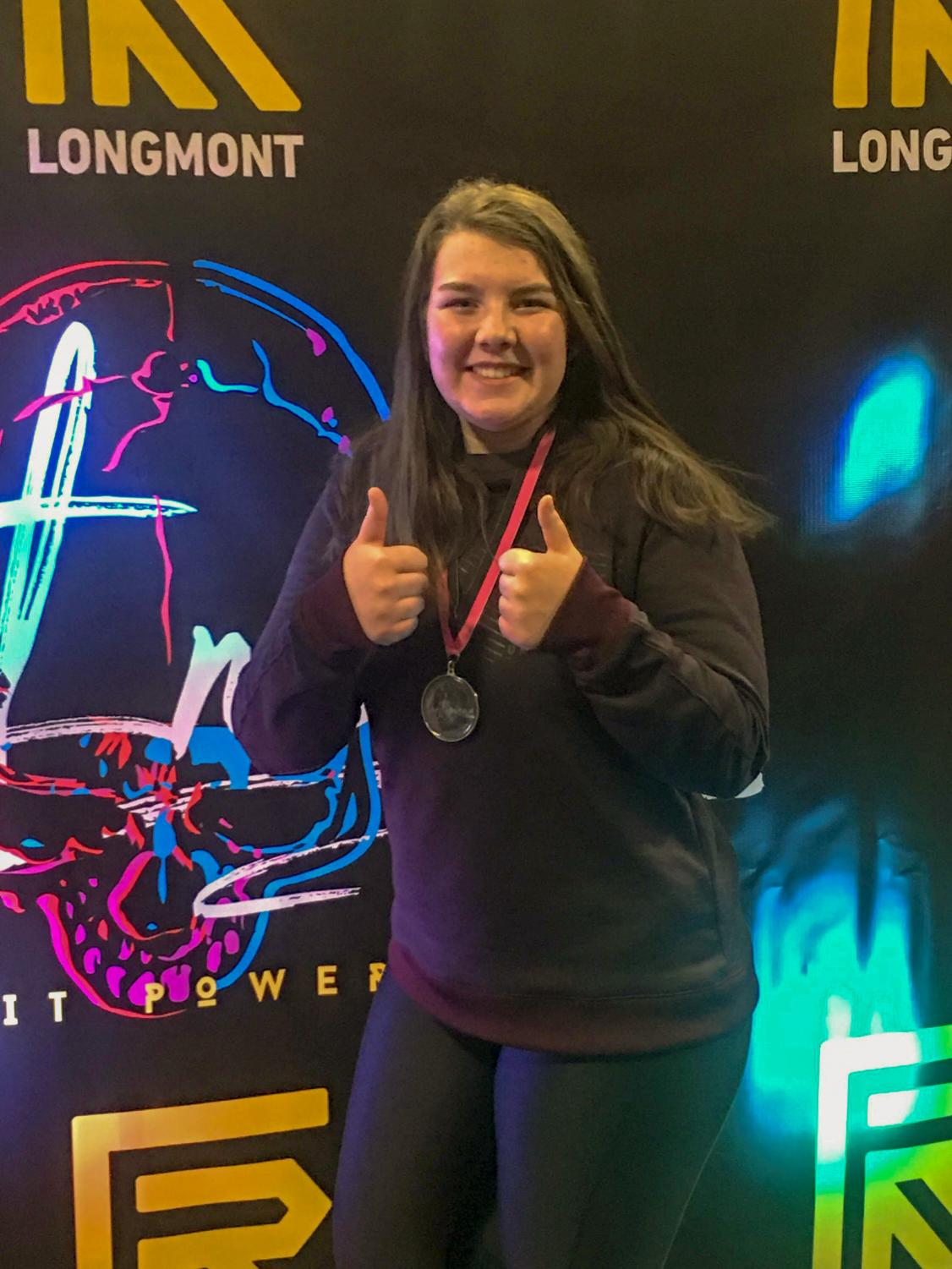 Eaton athlete takes first at Pursuit Power Competition