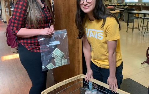 Key Club raises money for a family in the community