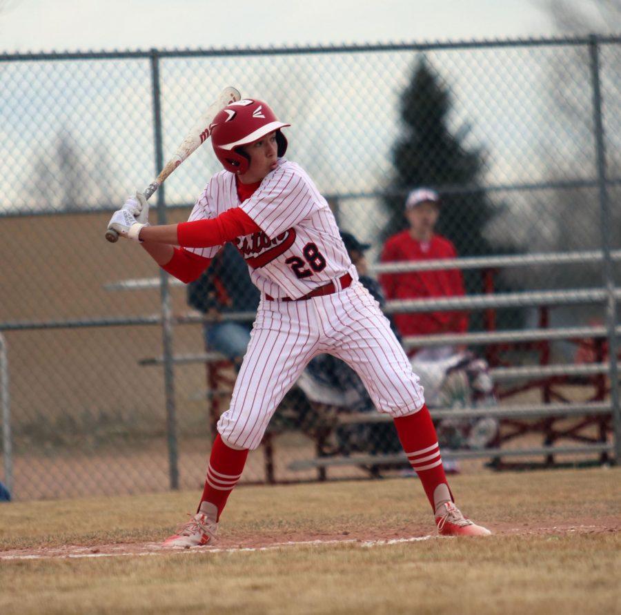 Eaton High School Boys Baseball win against Faith Christian