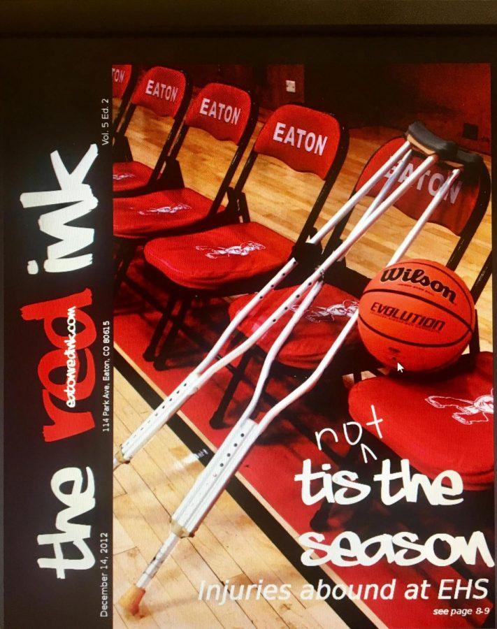 December 2012 Red Ink Vol 5 Ed 2