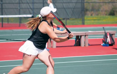 Girls send two doubles teams to state