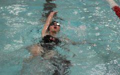 Bruntz leads swimmers for 2019 season