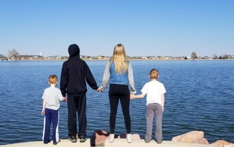 Four siblings stand united against COVID-19