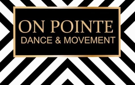 On Pointe Dance and Movement logo