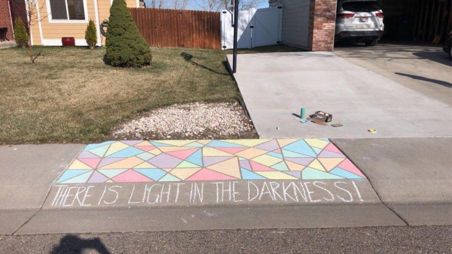Chalk Positivity