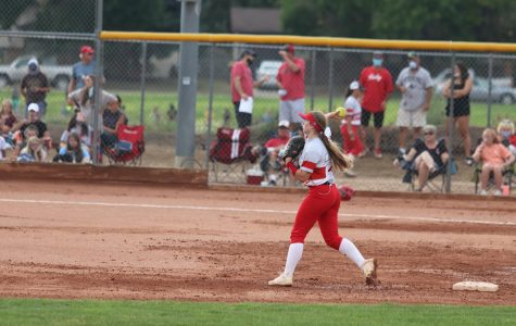 Reds Softball vs Valley Photos