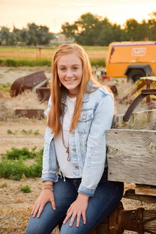 Senior Spotlight: Kynna Gentry