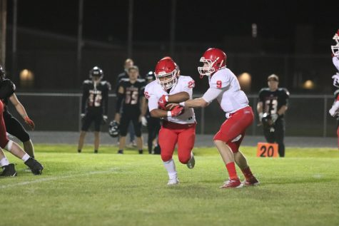 Football comes up short battling Sterling