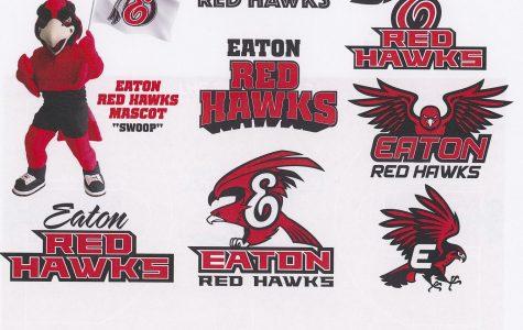 Eaton Fightin' Reds Rebranding Project