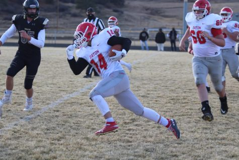 Football vs. Pagosa Springs photos