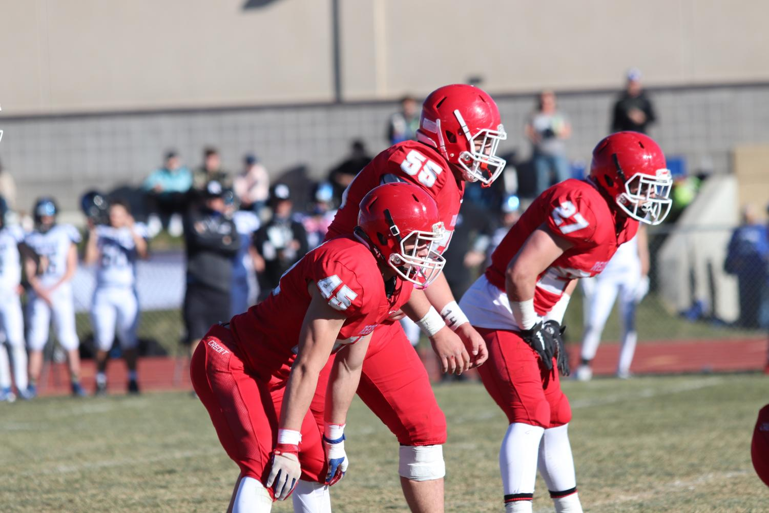 Reds football heading to 2A State Championships
