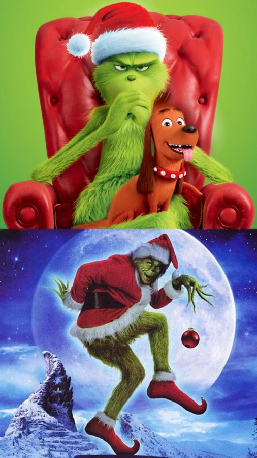 Grinch vs. The Grinch