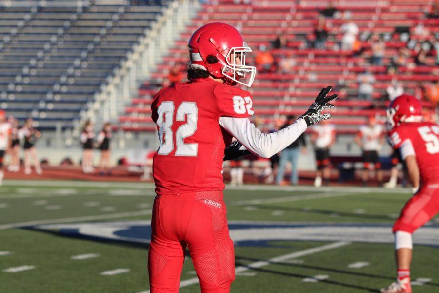 Junior Brogan Barr wins best play in Colorado