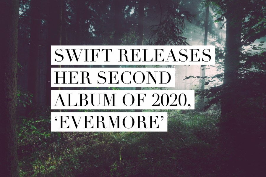 Swift releases her second album in 2020