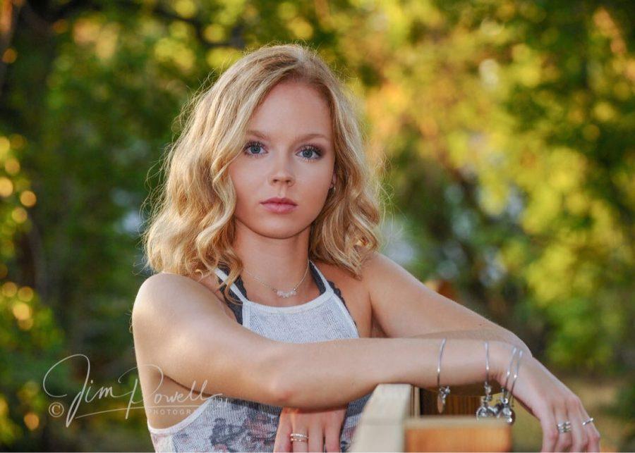Senior Spotlight: Delaney Oschner