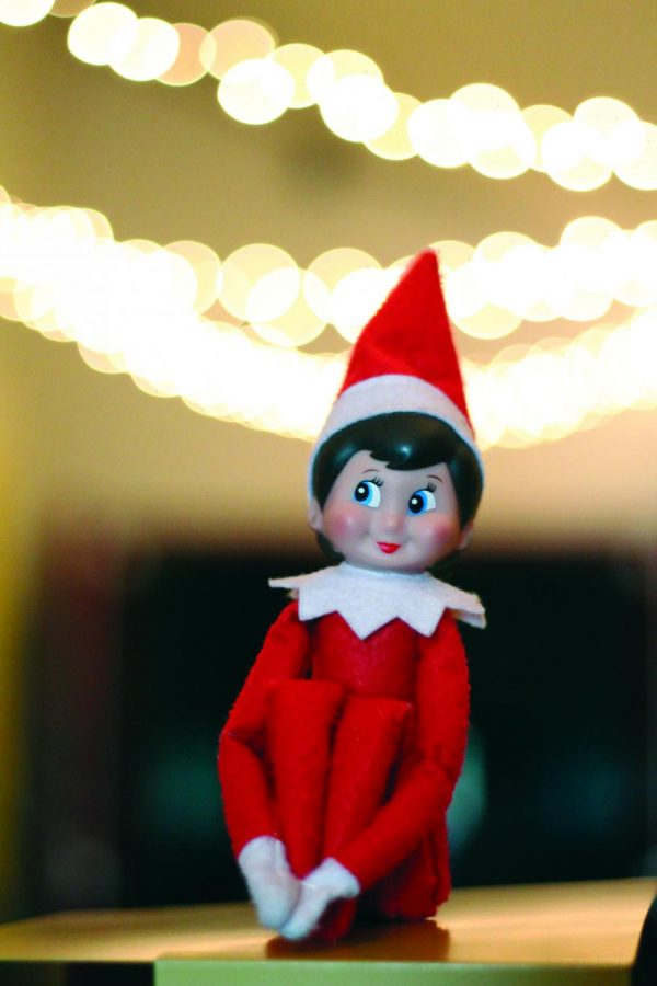 EHS Elf on the Shelf