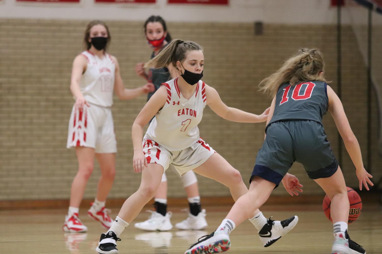 Girls Basketball vs. Liberty Commons Photos