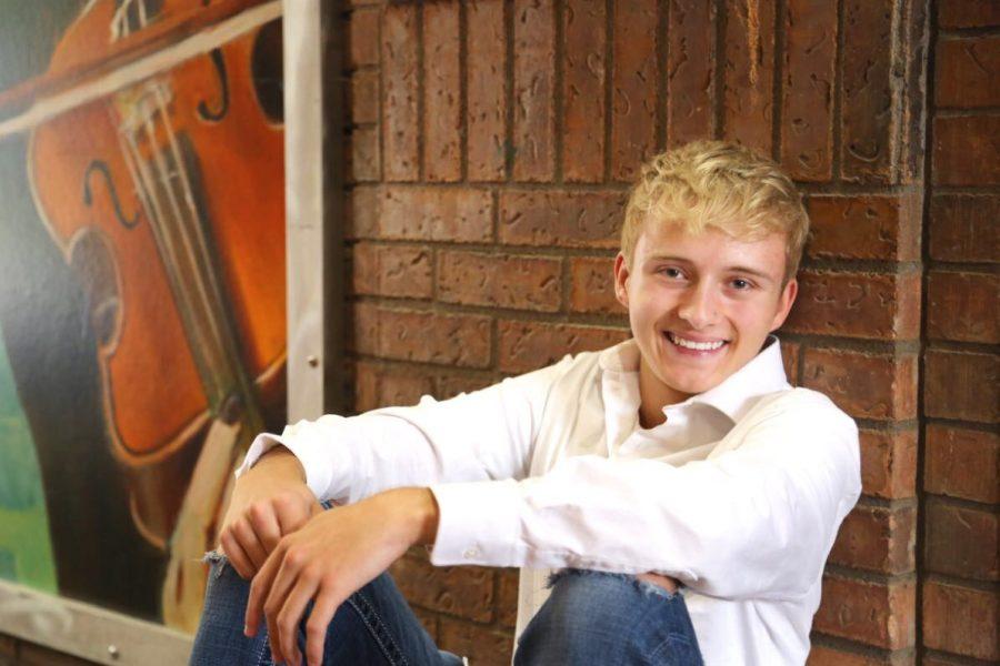 Senior Spotlight: Jonathan Brantner