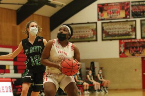 Girls Basketball vs. St. Mary