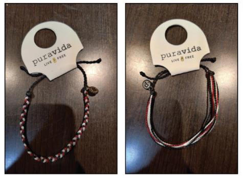 Puravida bracelets for sale!!