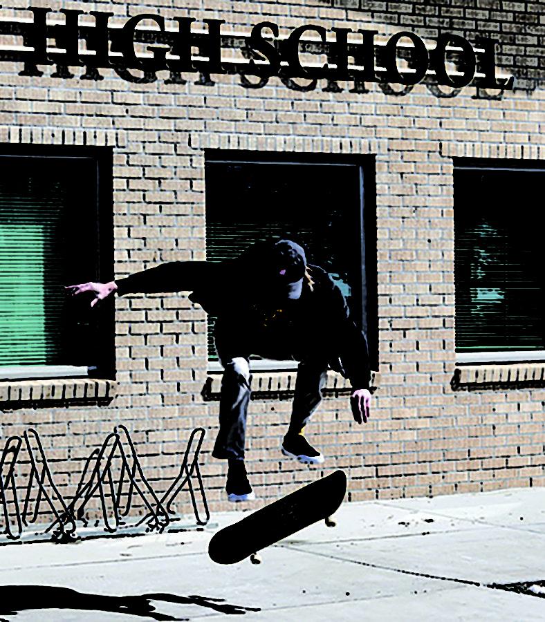 The skateboarding community