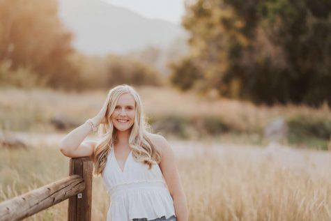 Senior Spotlight: Megan St. Jean
