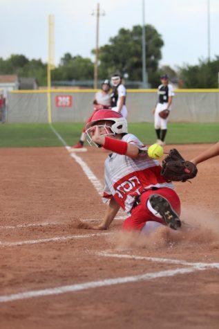 Softball vs. Valley photos