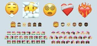 Apple's newest emojis coming to iOS 15